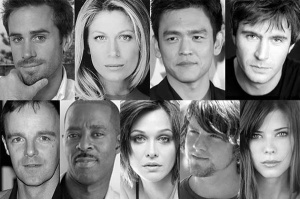 Flashforward - characteres