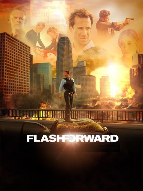flashforward - locandina serie televisiva