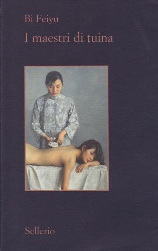 i maestri di tuina di Bi Feiyu (copertina)