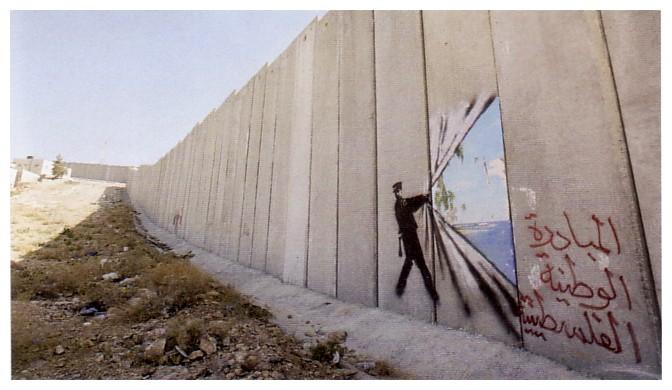 banksy-wall