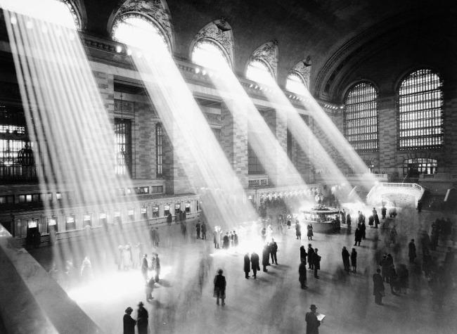 New-York-Citys-Grand-Central-Terminal-1935-1941