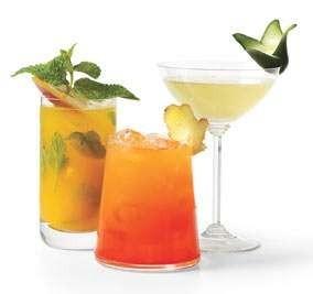 cocktails-analcolici estivi alla frutta