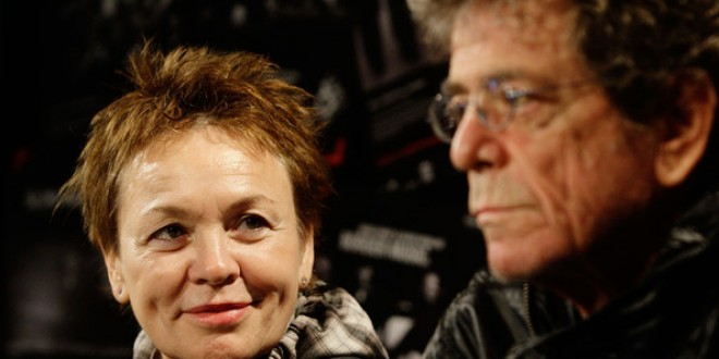 laurie anderson & lou reed 2