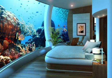 letto-acquario