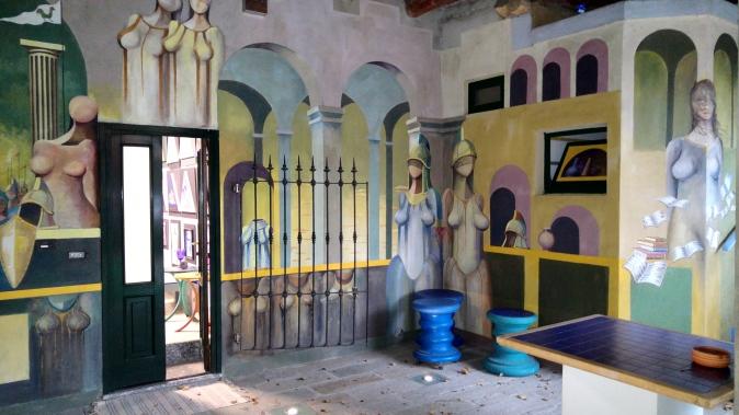 galleria d'arte La Testimone Velata