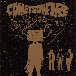 u-comets on fire