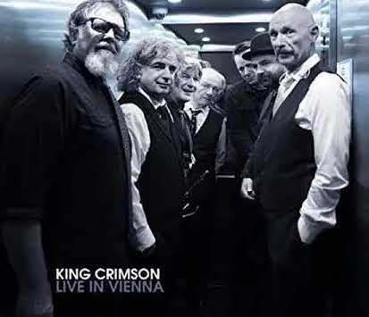 king crimson live in Vienna