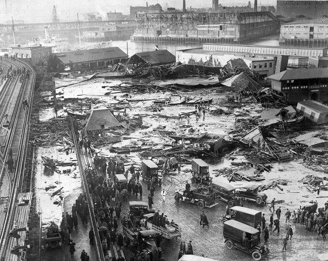 Boston-Molasses-Disaster