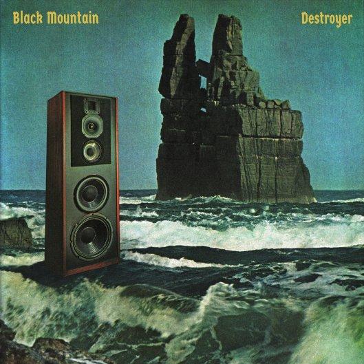 black mountain destroyer