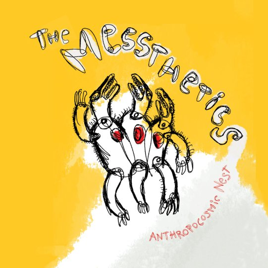 the messthetics anthropocosmic nest