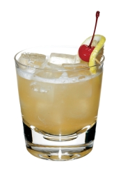 cocktail whiskey sour