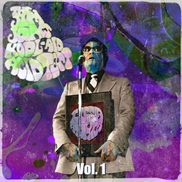 "LA IGLESIA ATOMICA ""The Jm Jones Kool-Acid Test vol. 1"""