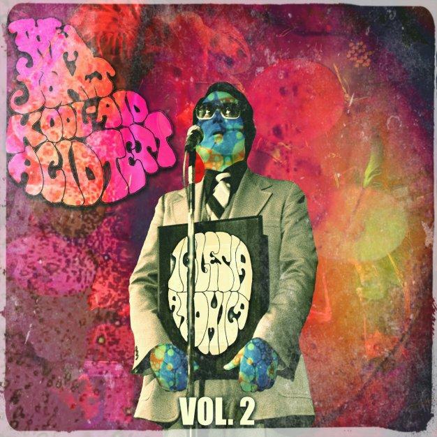 "LA IGLESIA ATOMICA ""The Jm Jones Kool-Acid Test vol. 2"""