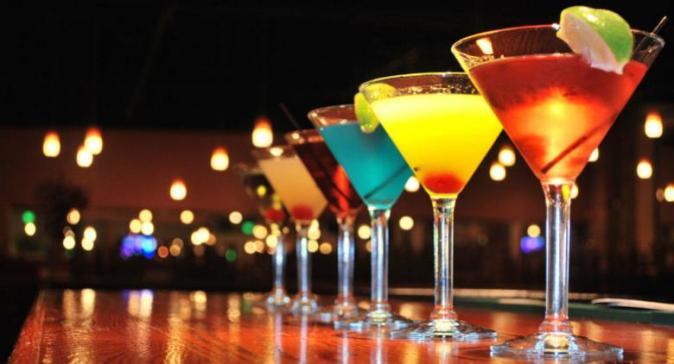 aperitivo al cocktail club
