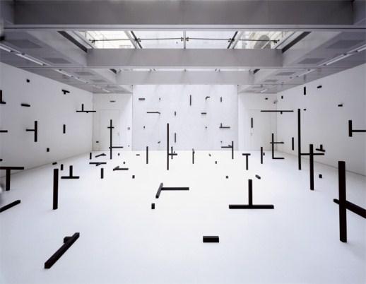 Esther Stocker - Regred'Arte