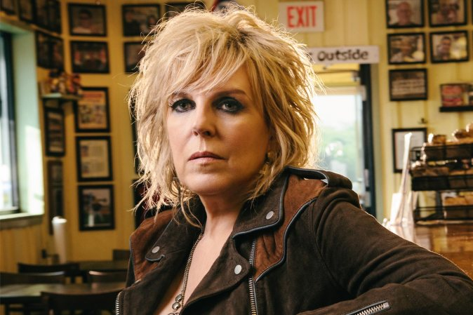 Lucinda Williams publicity CR: David McLister