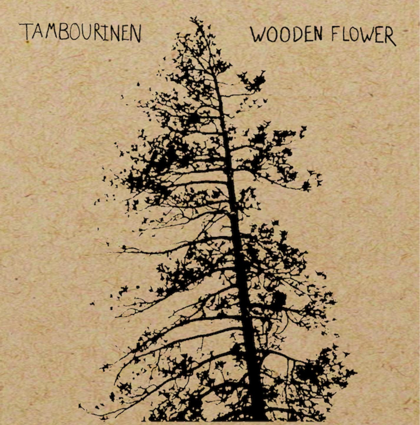19-Tambourinen - Wooden Flower