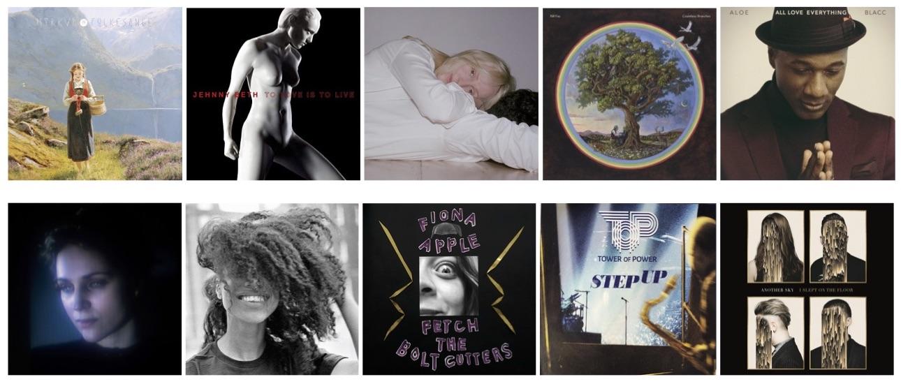 album 2020 musica e quiete