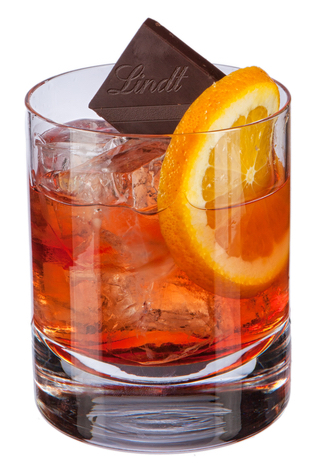 cocktail negroni western style