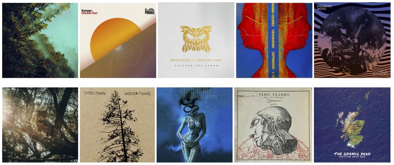 migliori album psichedelia 2020