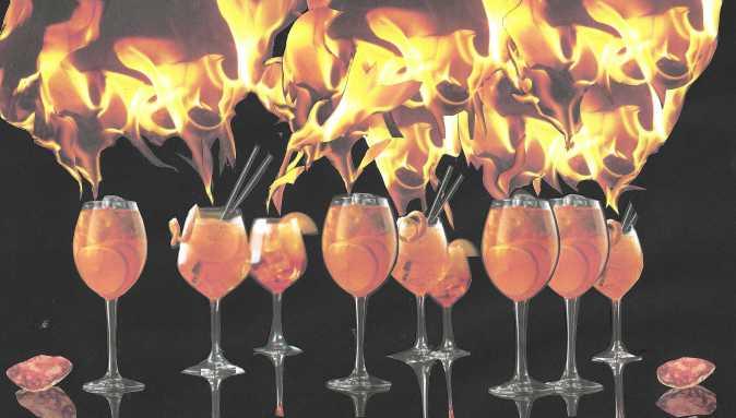 musica e furore - aperitivo in. fiamme 1