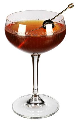 manhattan perfect martini