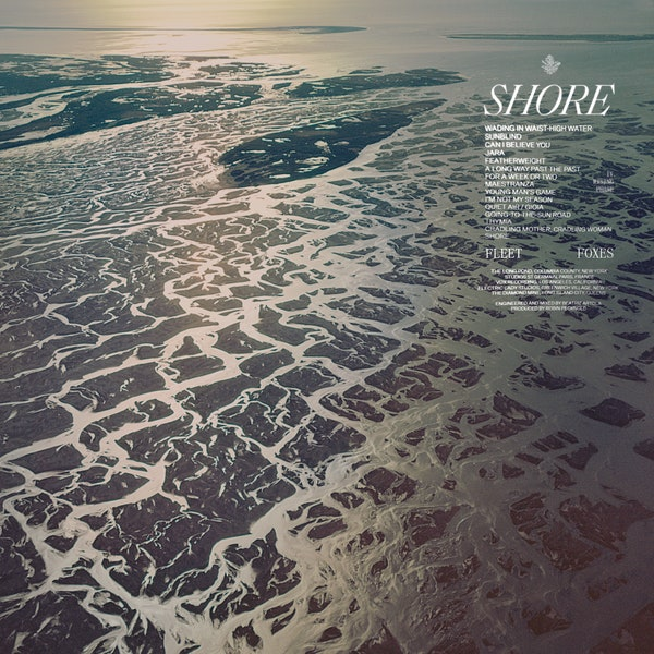 cover-3-Fleet Foxes - Shore - Art