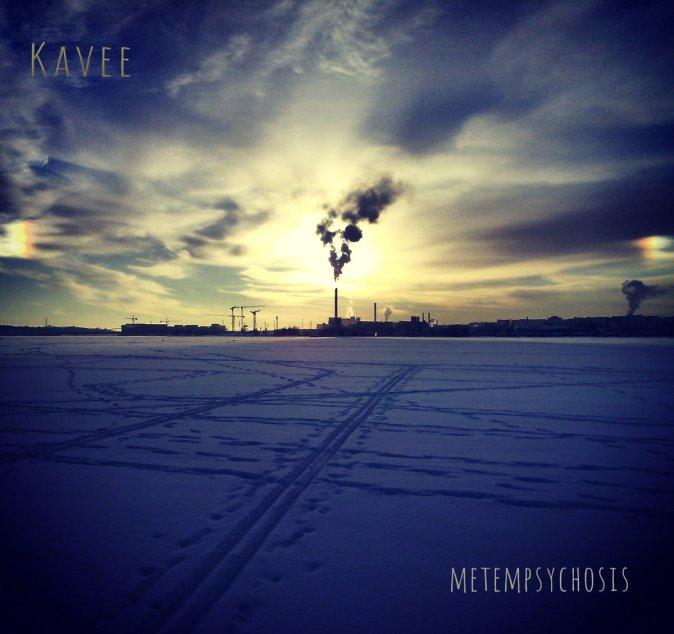 """cover-61-KAVEE.- """"METEMPSYCHOSISjpg"""