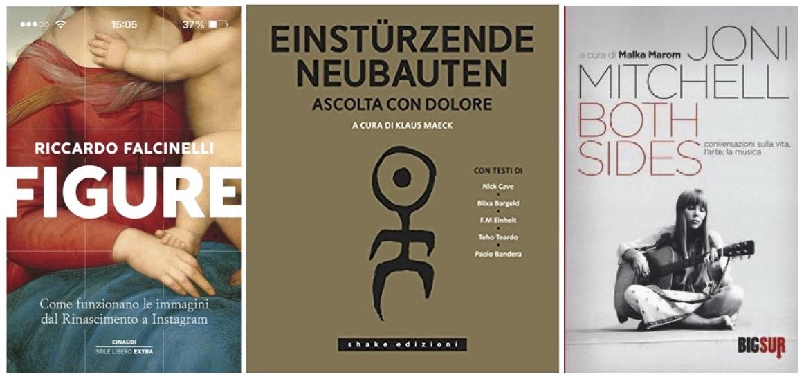 libri su colore e musicisti