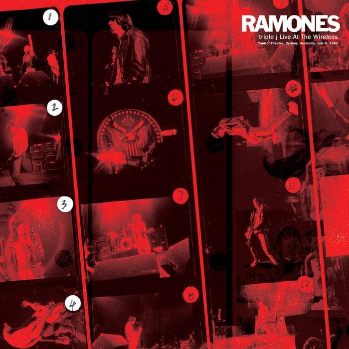 live-7-triple J Ramones - Live at the Wireless Capitol Theatre Sydney Australia 1980
