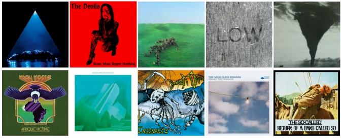 rock e ritmo-album del 2021